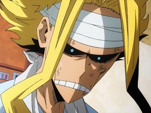 ¿Toshinori Yagi Morirá en Boku no Hero Academia?